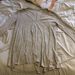 Tops - Waffle knit top